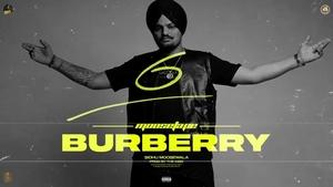 Burberry Sidhu Moose Wala Status Video