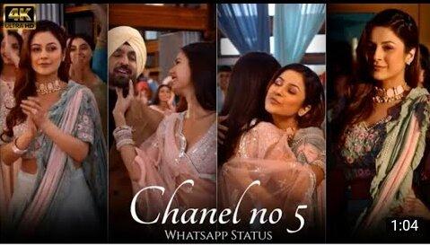 Chanel No 5 Status Video Diljit Dosanjh