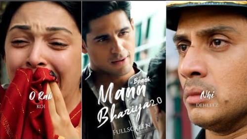 Mann Bharryaa 2.0 Emotional Song Status Video