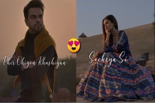 Paagla Song Status Video Akhi x Avneet Kaur