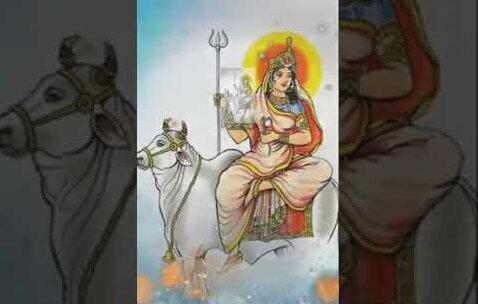 Shailputri Mata Whatsapp Status Video