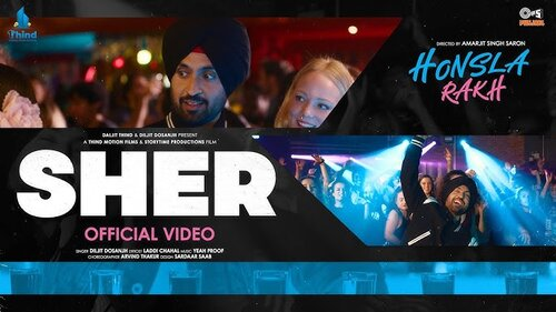 Sher Song Video Status Diljit Dosanjh