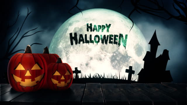 Halloween Video Status